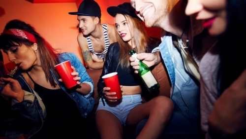 consum d'alcohol en adolescents